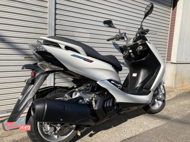 ヤマハ マジェスティS 155cc インジェクション 水冷4サイクルの画像(徳島県