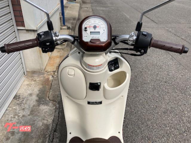 ヤマハ ビーノ 新車 現行モデル 最新型 アイドリングストップの画像(徳島県