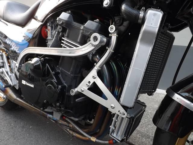 カワサキ GPZ900R フルカスタムの画像(徳島県