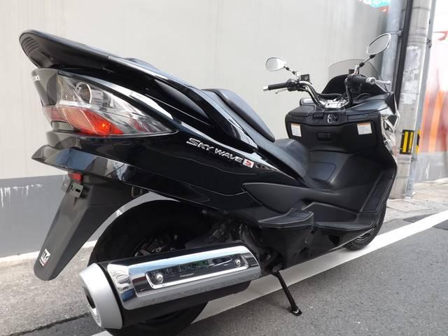 スズキ スカイウェイブ250 タイプSの画像(徳島県