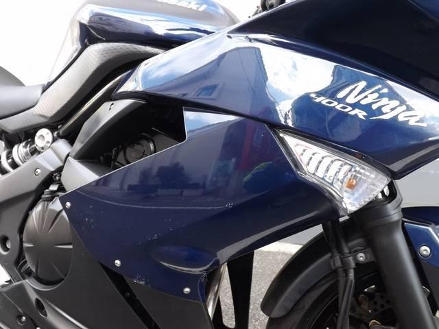 カワサキ Ninja 400Rの画像(徳島県