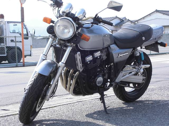 スズキ GSX400インパルスの画像(徳島県