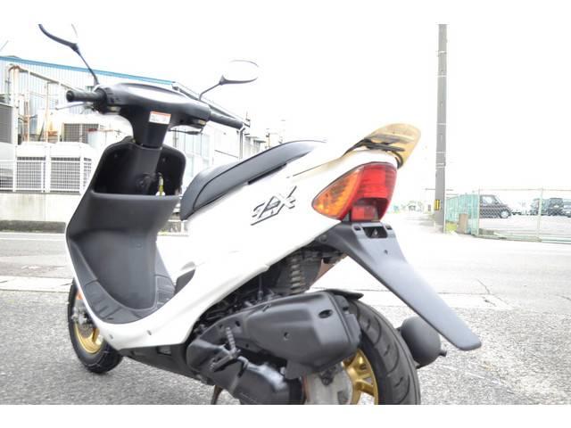 ホンダ ライブDio ZXの画像(徳島県
