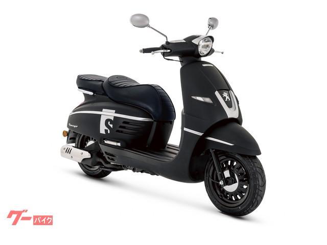 ジャンゴ125 S ABS