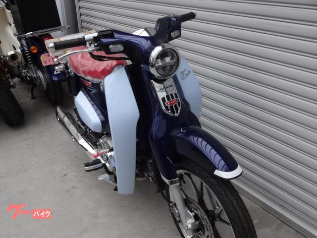 ホンダ スーパーカブC125の画像(香川県