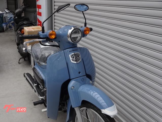 ホンダ スーパーカブ110ストリート 限定車の画像(香川県