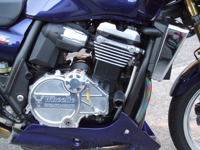 カワサキ ZRX1200 DAEG グーバイク鑑定車の画像(愛媛県