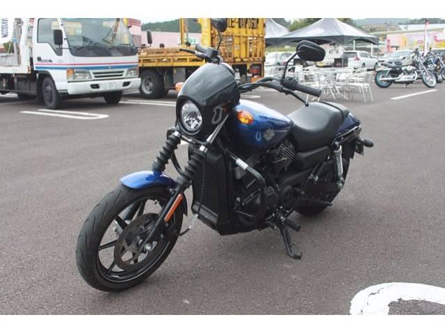 HARLEY-DAVIDSON XG750 ストリート750の画像(高知県