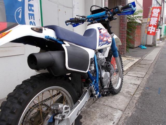 ホンダ XR250Rの画像(岡山県
