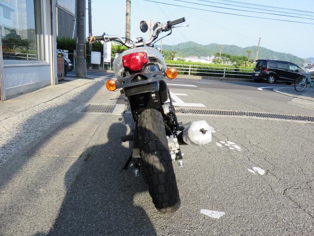 ホンダ ApeタイプDの画像(広島県