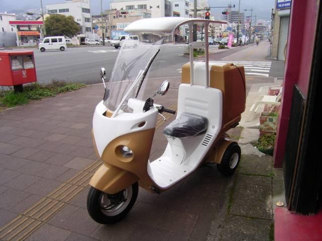 ホンダ ジャイロキャノピー キャルルックスタイルの画像(広島県