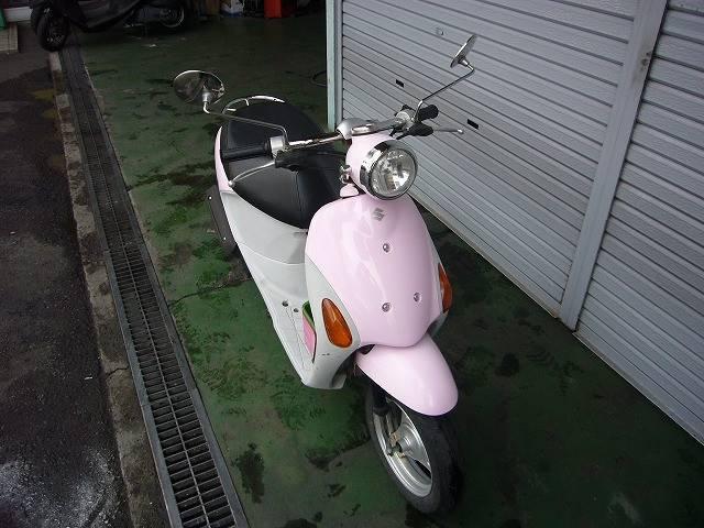 スズキ レッツ4パレットの画像(岡山県