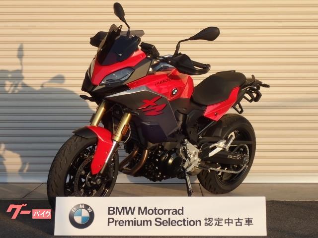 F900XR スタンダード BMW認定中古車 クルコン トラコン クイックシフター ETC2.0
