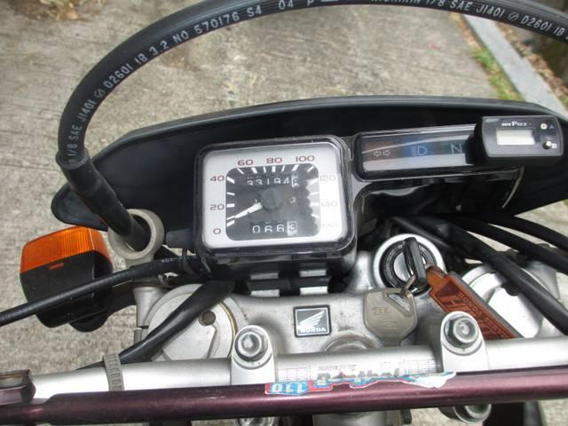 ホンダ XR250 モタードの画像(愛媛県