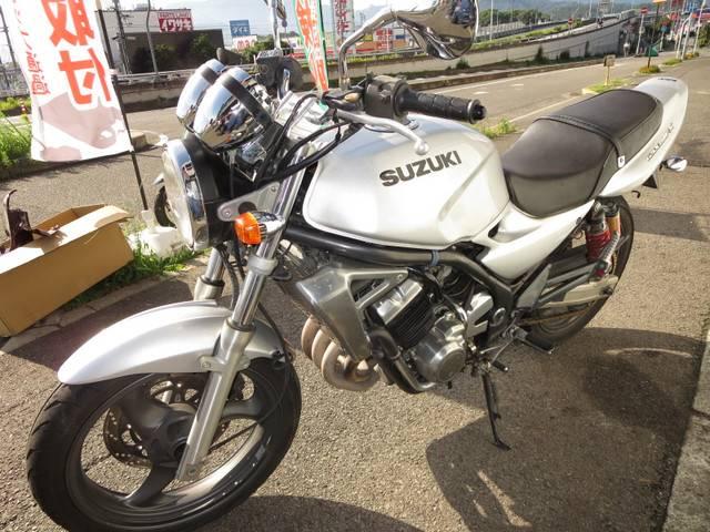 スズキ GSX250FXの画像(愛媛県
