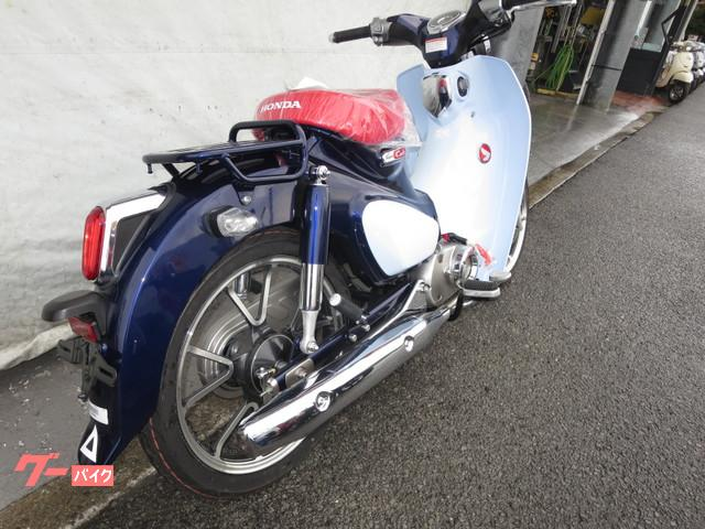 ホンダ スーパーカブC125の画像(愛媛県