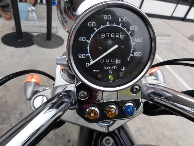 ホンダ スティード400VLSの画像(愛媛県