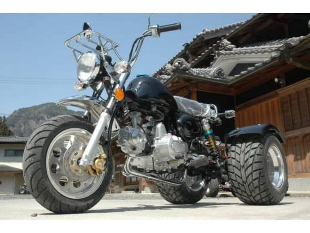 トライク トライク(51~125cc)の画像(愛媛県