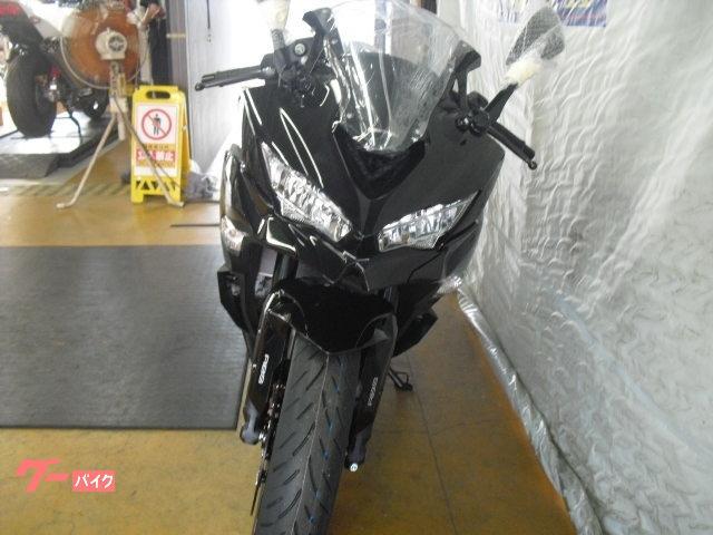 カワサキ Ninja ZX-25Rの画像(愛媛県