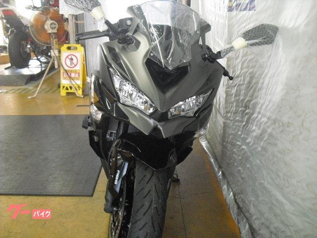 カワサキ Ninja ZX-25R SEの画像(愛媛県