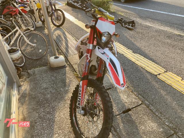 GAS GAS EC250 レプリカファクトリー セル無しの画像(高知県
