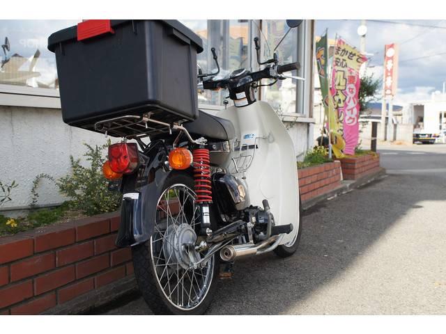 ホンダ スーパーカブ50の画像(徳島県