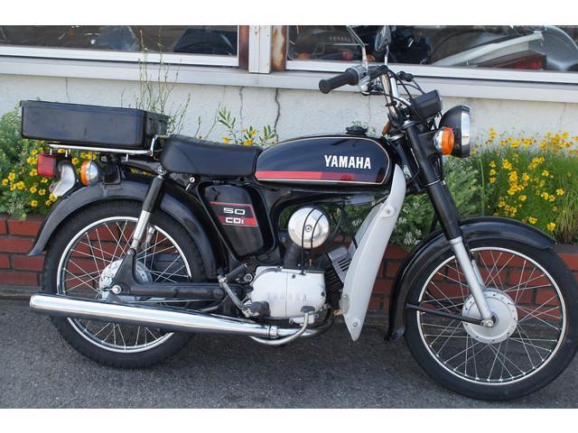 ヤマハ YB50の画像(徳島県