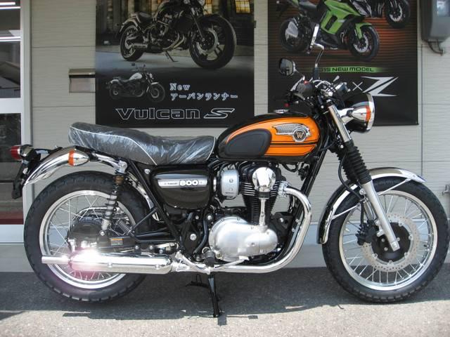 カワサキ W800 Final Editionの画像(山口県