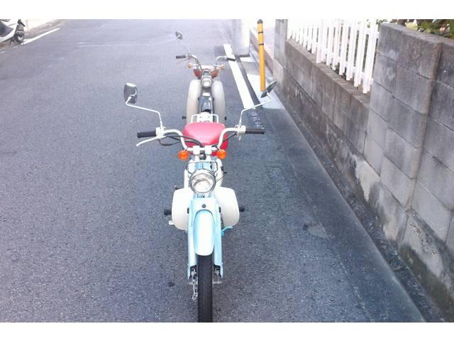 ホンダ リトルカブ タクボオリジナルの画像(愛媛県
