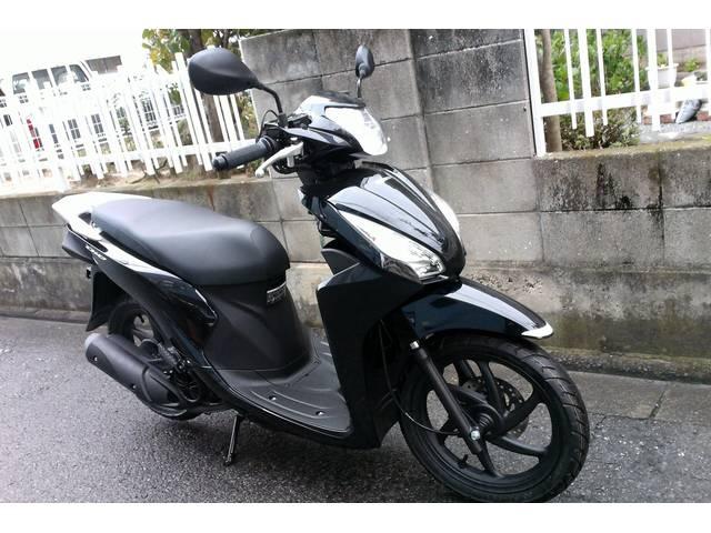 ホンダ Dio110 最新モデルの画像(愛媛県