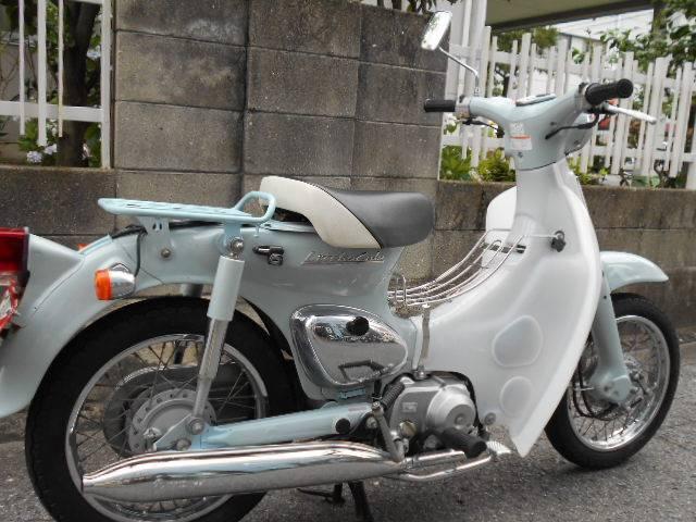 ホンダ リトルカブ プコブルーSP キャブレターモデルの画像(愛媛県