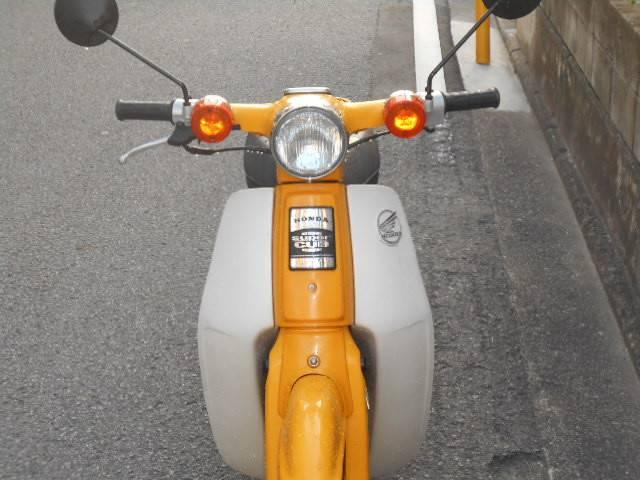 ホンダ スーパーカブ50スタンダード C50S1 黄カブの画像(愛媛県