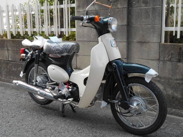 ホンダ リトルカブ 4速の画像(愛媛県