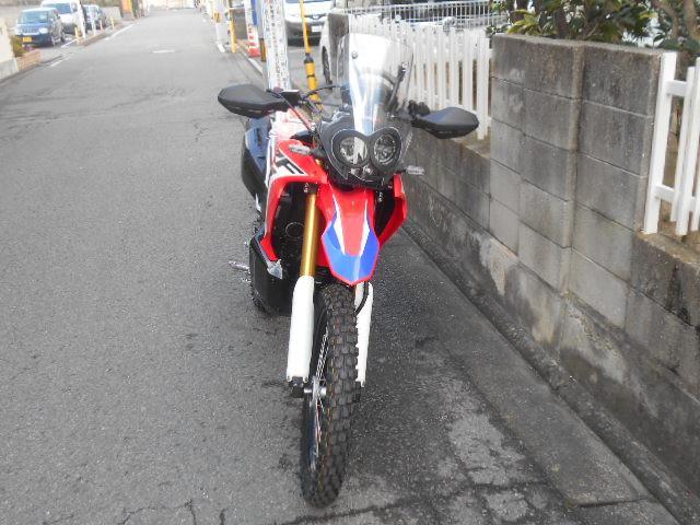 ホンダ CRF250L RALLYの画像(愛媛県