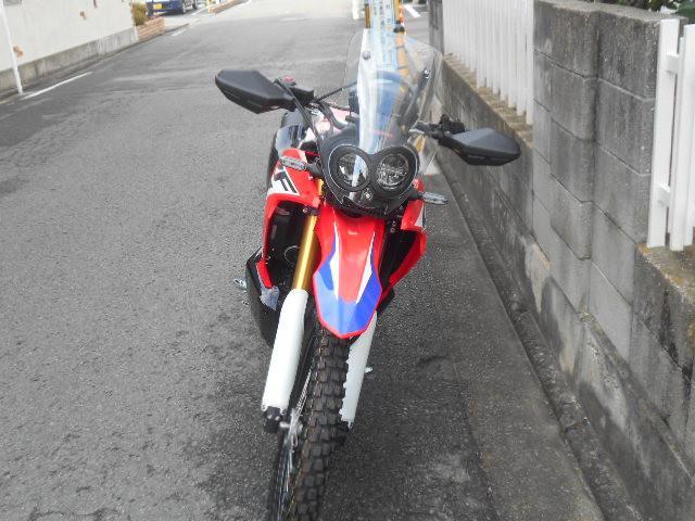 ホンダ CRF250L RALLY  TypeLDの画像(愛媛県