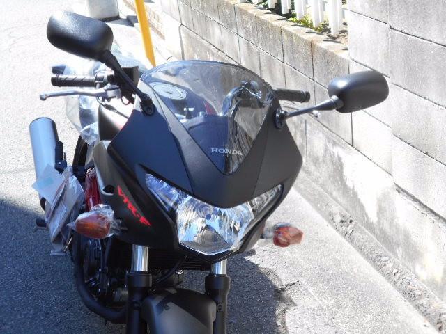 ホンダ VTR250Fの画像(愛媛県