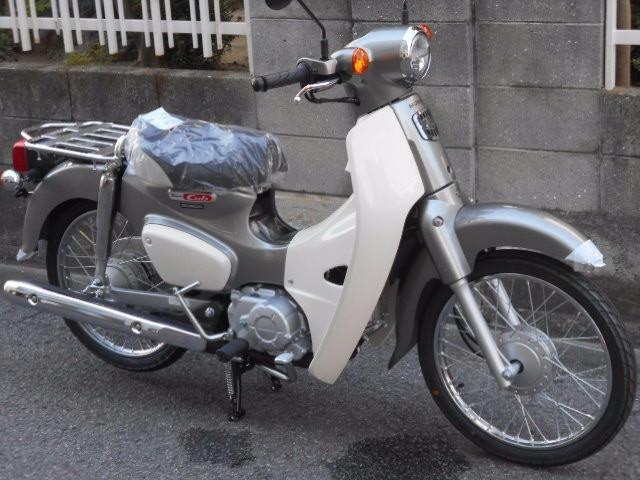 ホンダ スーパーカブ50 国産ニューモデルの画像(愛媛県