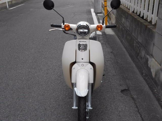 ホンダ スーパーカブ110 国産ニューモデルの画像(愛媛県