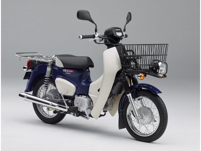 スーパーカブ50プロ Newモデル