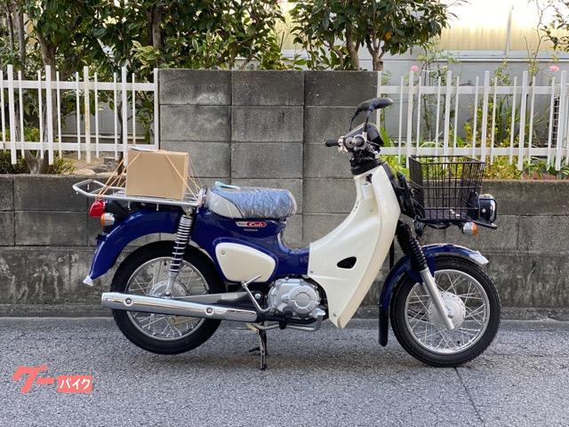 スーパーカブ110プロ Newモデル