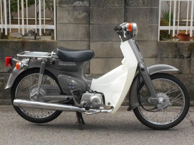 スーパーカブ50 C50ST