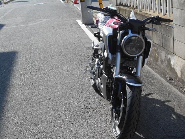 ホンダ CB125R Newモデルの画像(愛媛県