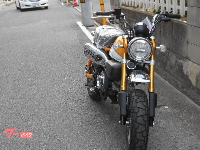 ホンダ モンキー125の画像(愛媛県