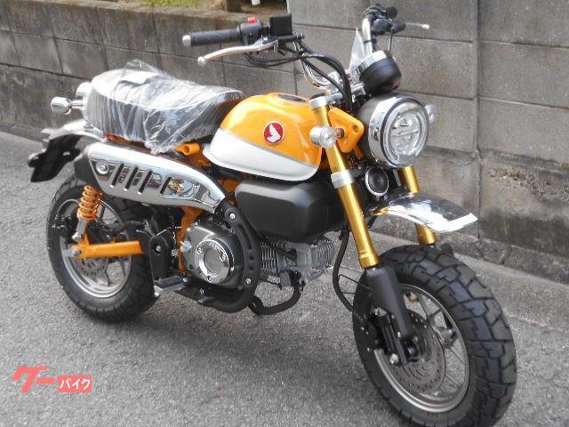 ホンダ モンキー125 ABSの画像(愛媛県