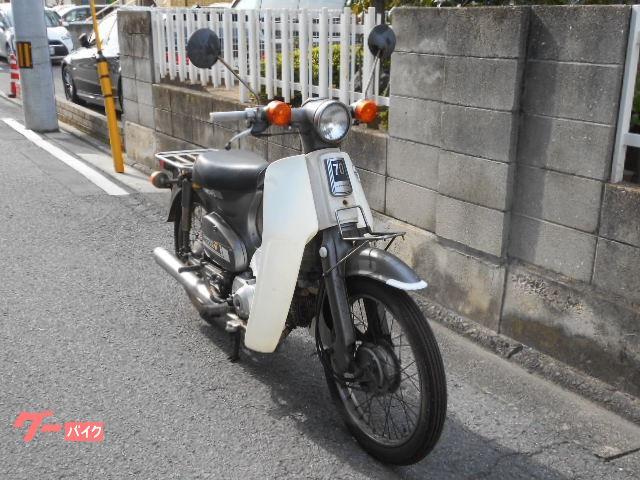 ホンダ スーパーカブ70 C70-Gの画像(愛媛県