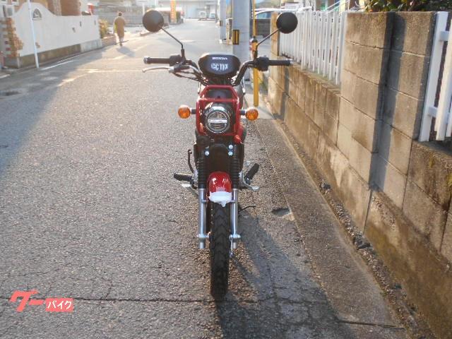 ホンダ クロスカブ110 Wシートスタイルの画像(愛媛県