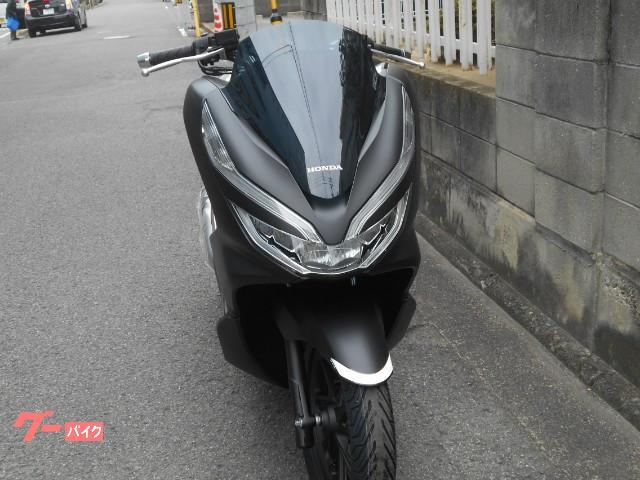 ホンダ PCX マットカラー限定の画像(愛媛県