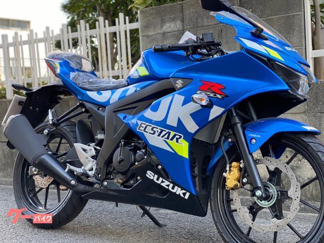 スズキ GSX-R125 ABS 2020 エクスターの画像(愛媛県