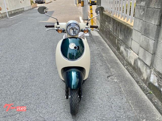 ホンダ ジョルノ タクボオリジナル4の画像(愛媛県
