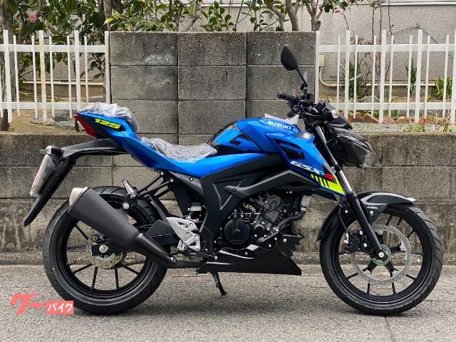 GSX−S125 ABS 2021